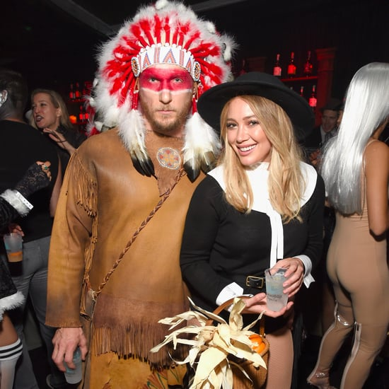 Hilary Duff and Jason Walsh Apologize For Halloween Costumes