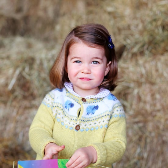 Princess Charlotte Second Birthday Photos 2017