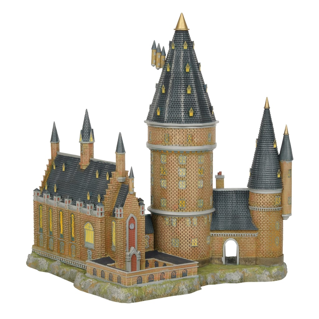 Hogwarts Great Hall & Tower