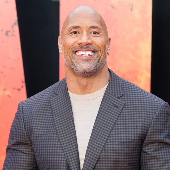 Dwayne Johnson Awkward High School Phase Tweet February 2019