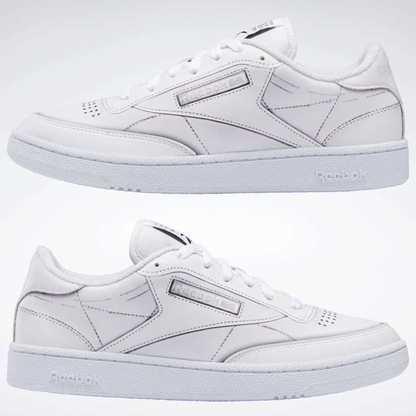 Reebok Maison Margiela Club C Shoes