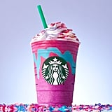 The Unicorn Frappuccino Takeover