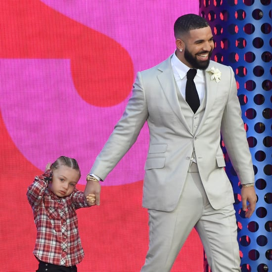 Drake's Son Turns 4! See Photos From Adonis's Birthday Party