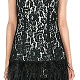 Endless Rose Feather Holiday Dress