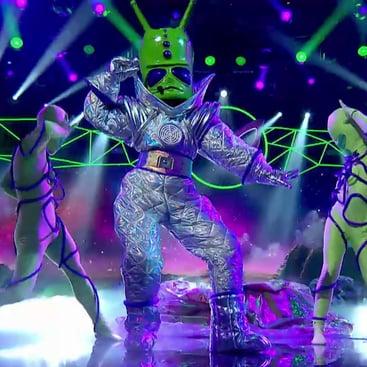 Who Is the Alien on The Masked Singer Australia?   POPSUGAR Celebrity Australia