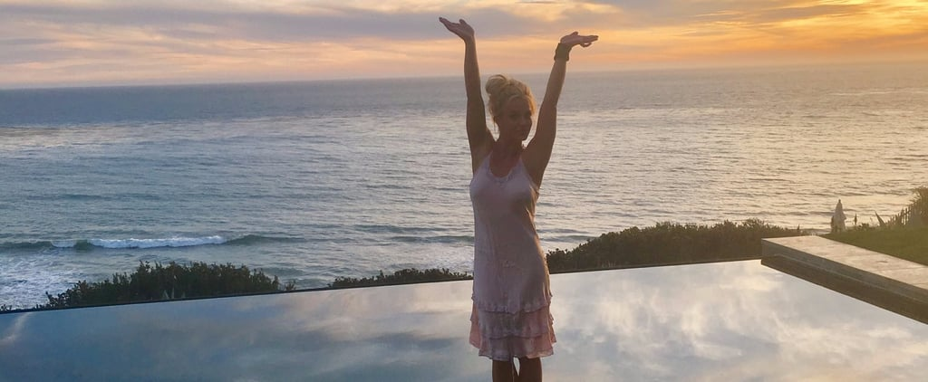 Britney Spears's Malibu Airbnb Is Sexier Than Her New Boyfriend, and That Says a Lot