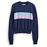 Easy Stripe Sweater