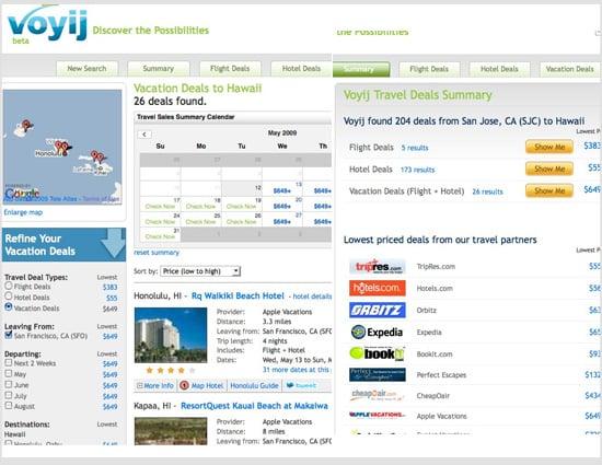 Website of the Day: Voyij