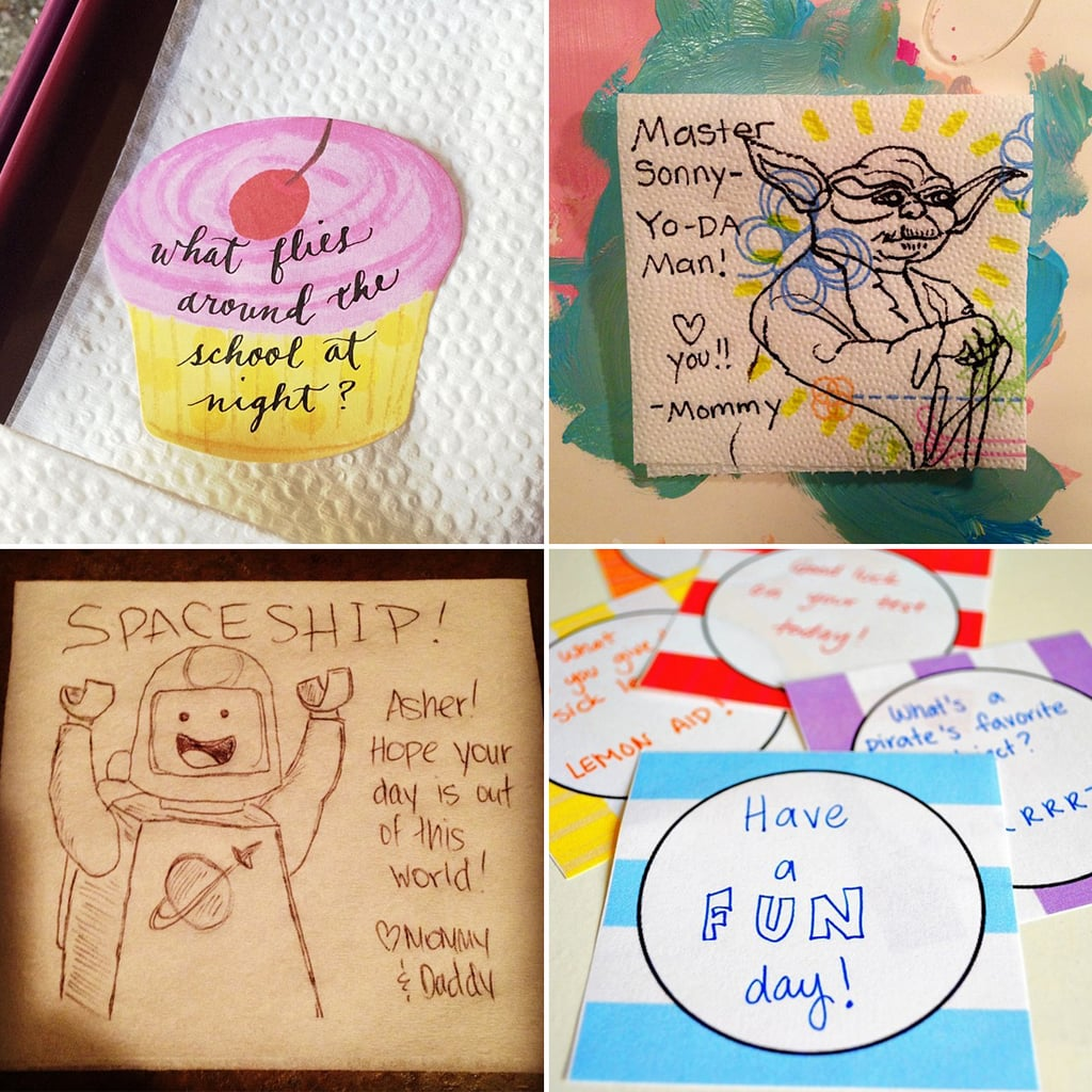 Make Every Meal Memorable With Fun Lunch Box Notes