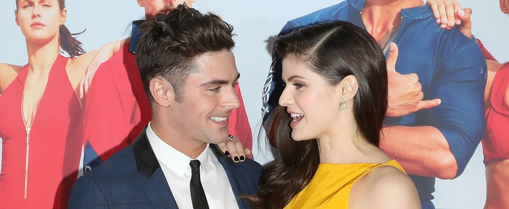 Are Zac Efron and Alexandra Daddario Dating?