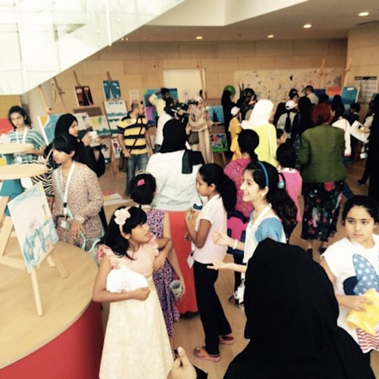 Arts Program to Support 500 Orphans in the UAE