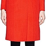 St. John Wool Angora Cashmere Coat (£1,255)