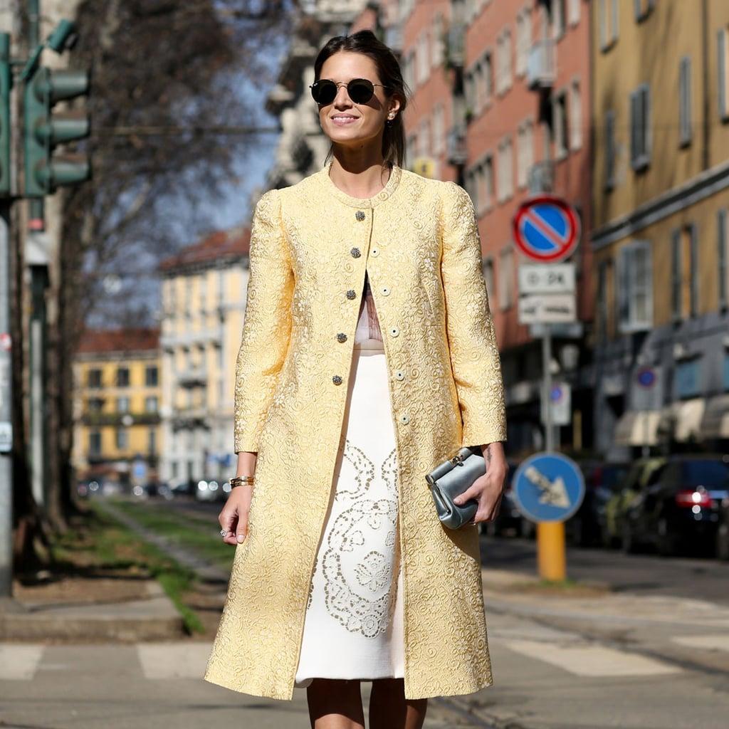Best Street Style Milan Fashion Week Fall 2014
