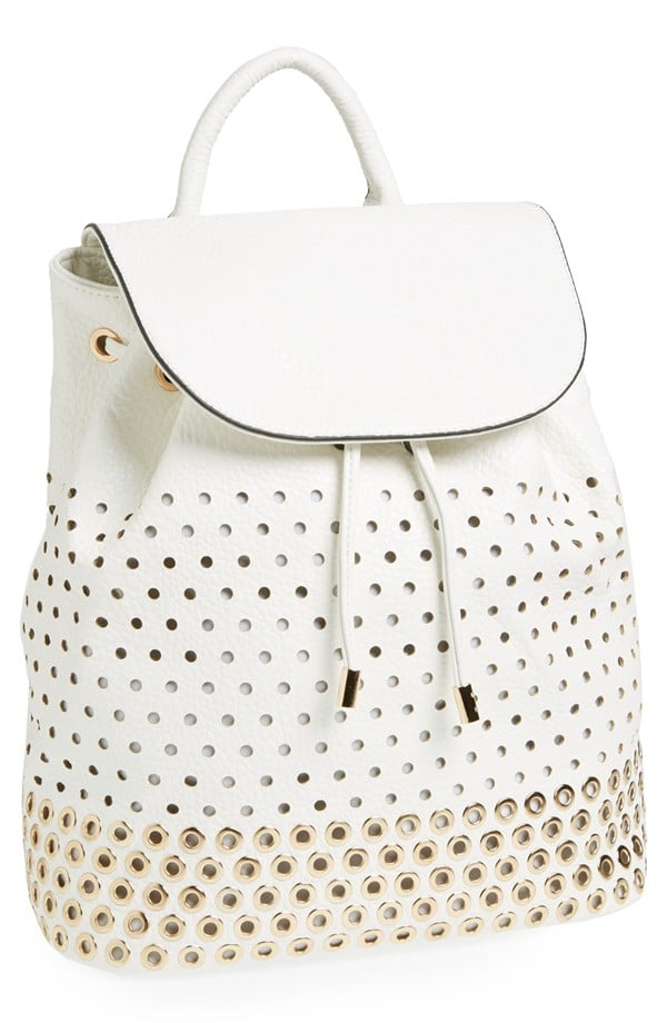 Expressions NYC Perforated Backpack