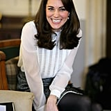 Kate Middleton Huffington Post Event at Kensington Palace