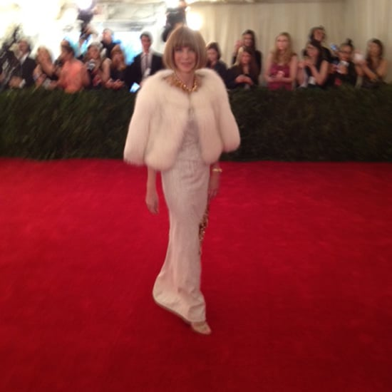 2012 Met Costume Institute Gala Candid Pics From Celebs, Models and Designers Via Twitter!
