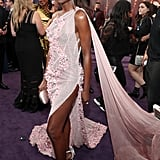Angelica Ross at the 2019 Emmys