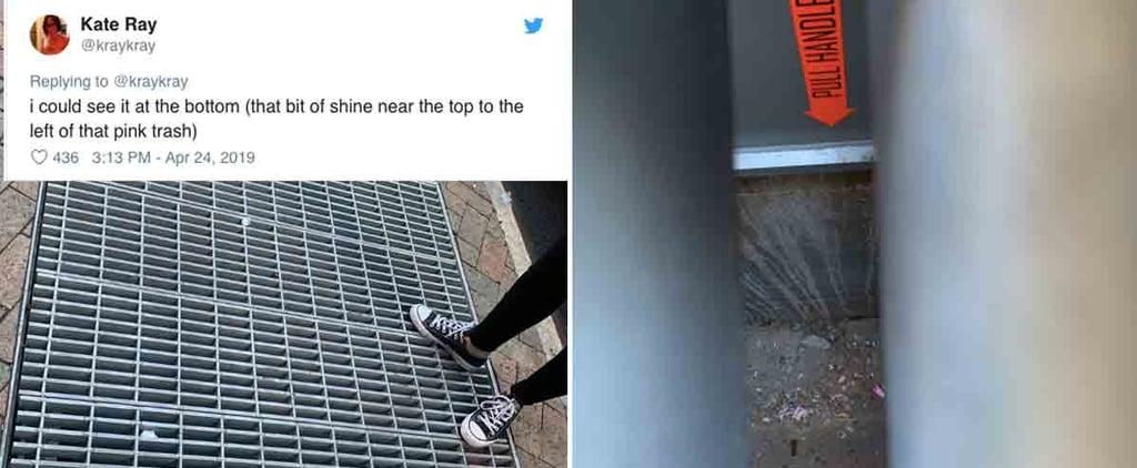 Woman Loses Engagement Ring Down NYC Subway Grate