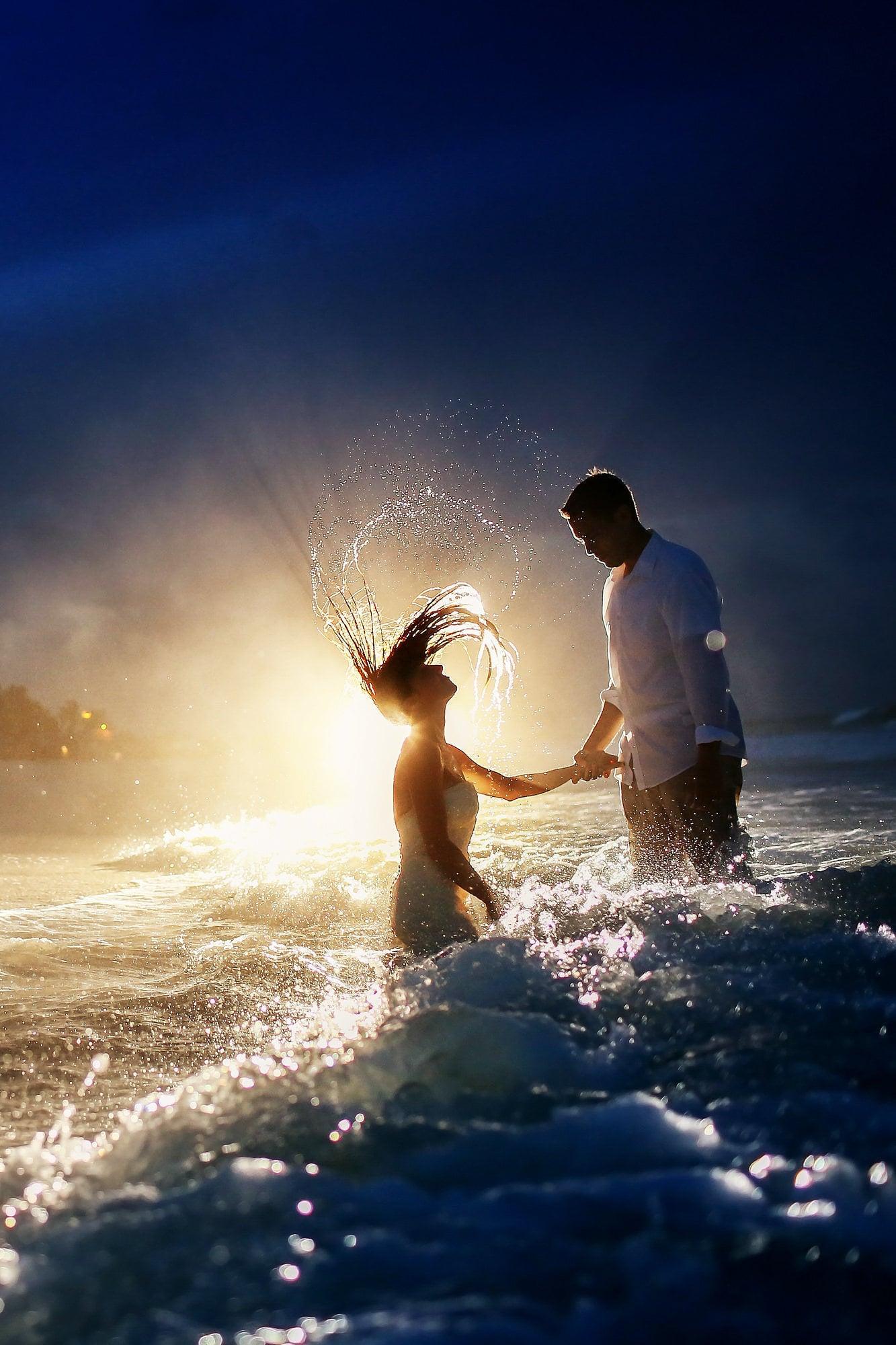 Ocean Swim