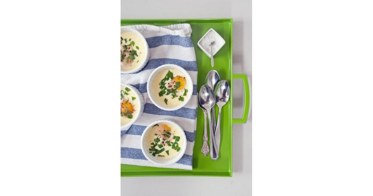 Coddled Eggs Easter Recipes Popsugar Food Photo 9