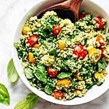 Green Goddess Summer Quinoa Salad