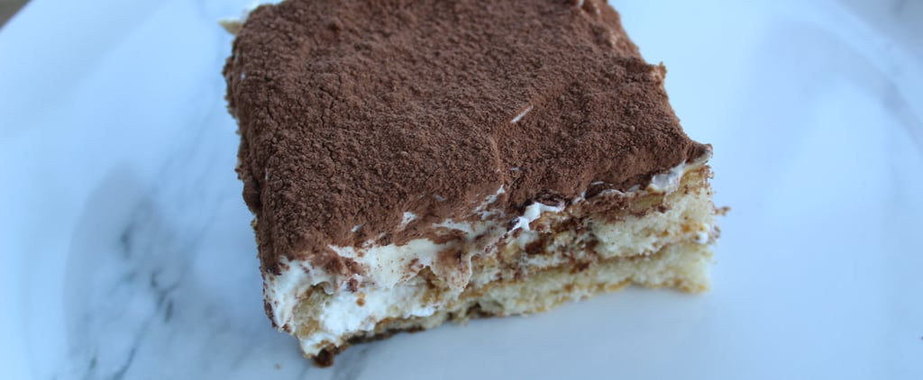 Joanna Gaines's Tiramisu Recipe and Photos