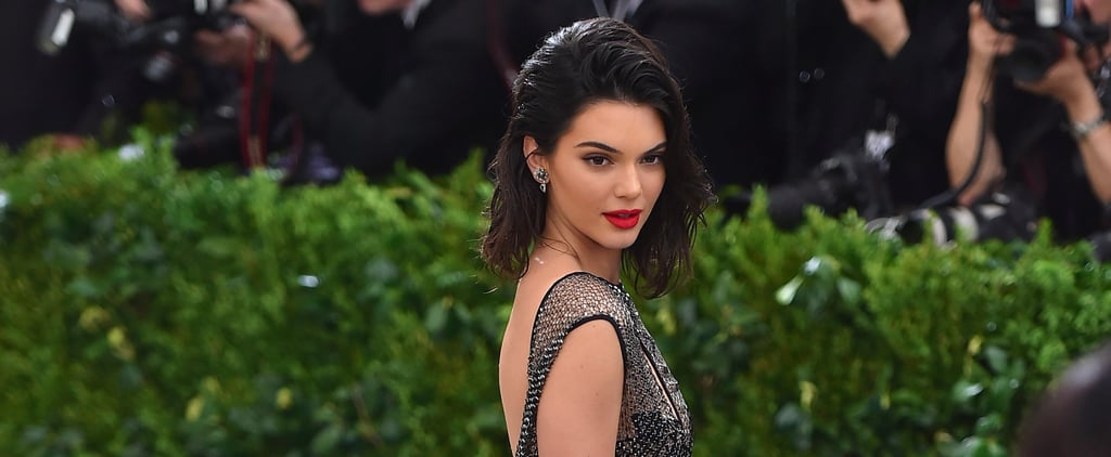 Kendall Jenner Shows Off Her Buns of Steel at the Met Gala
