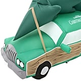 And if you don't feel like getting off the couch, just Amazon Prime the Inflatable Christmas Vacation Station Wagon ($132) to your house for a few more bucks.