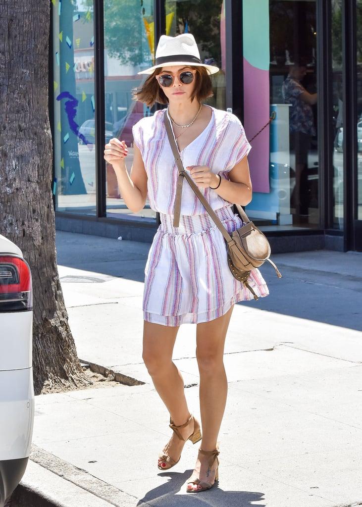 Jenna Dewan's Rails Dress