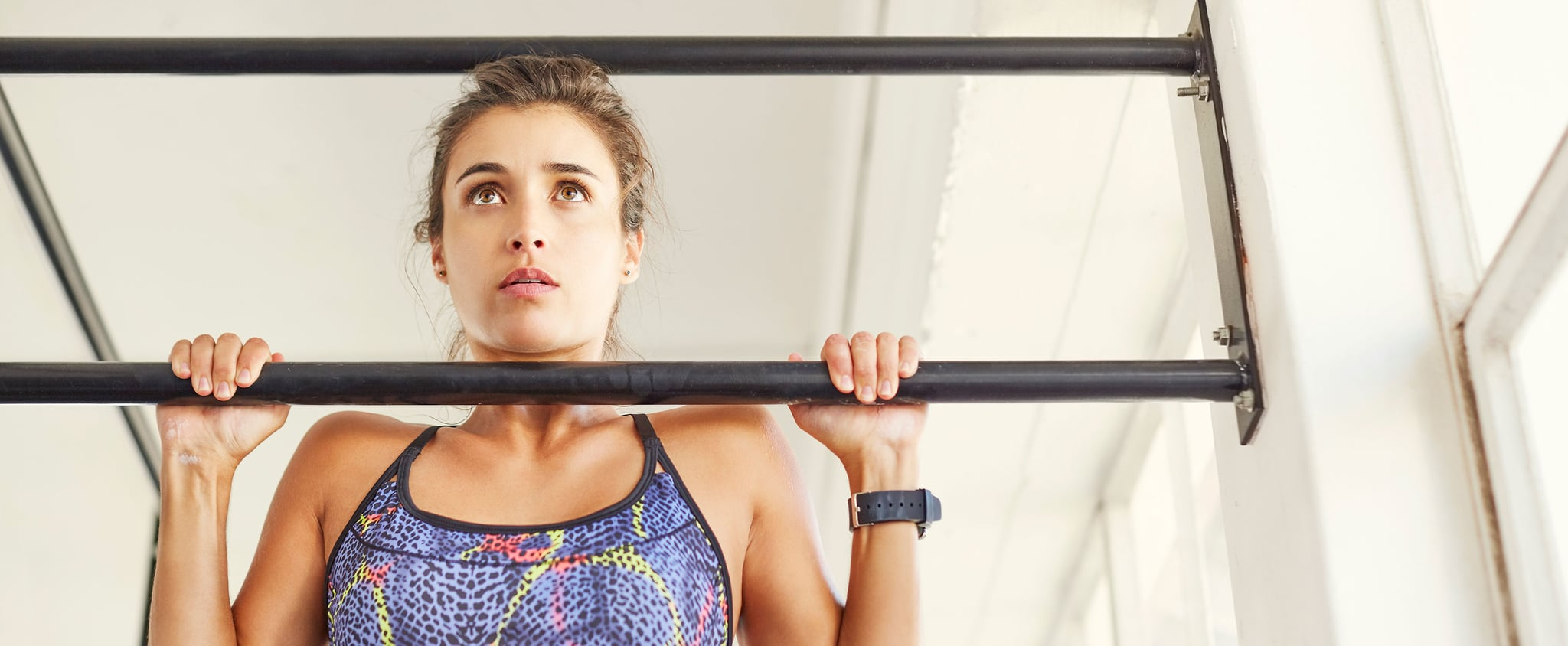 How to Do a Pull-Up Hold
