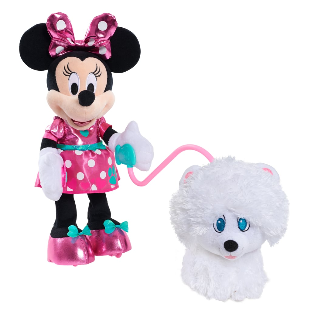 Minnie's Walk-and-Play Puppy ($38)