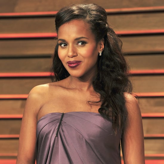 Kerry Washington Gives Birth To Baby Daughter Isabelle