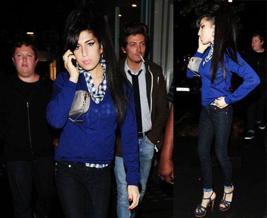 Pictures of Amy Winehouse