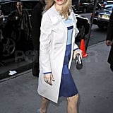 Rachel McAdams headed to GMA.