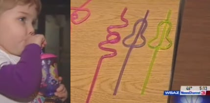 Odd Shaped Straws: Kid Friendly or Are You Kidding?