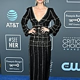 Kaley Cuoco at the 2019 Critics' Choice Awards