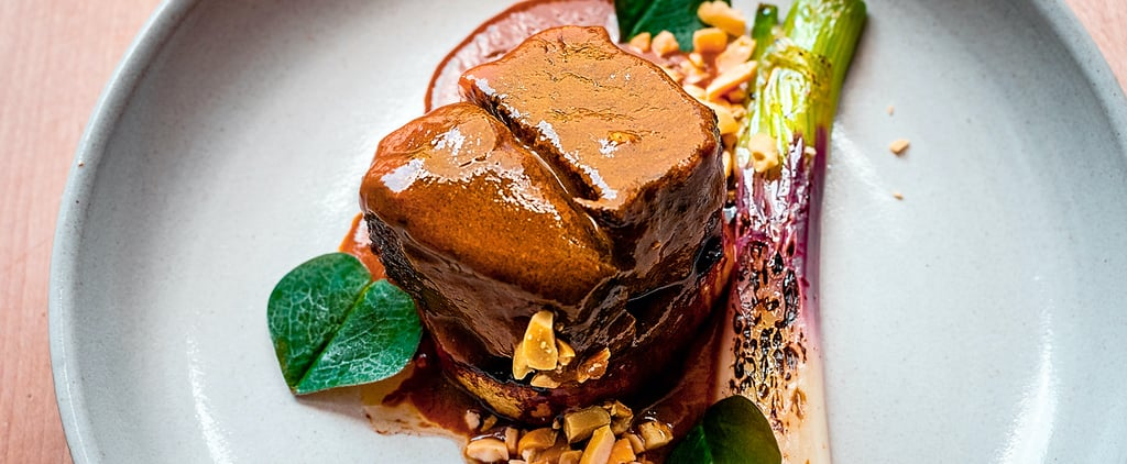 Chef Shota's Oxtail With Spring Onions Recipe With Photo