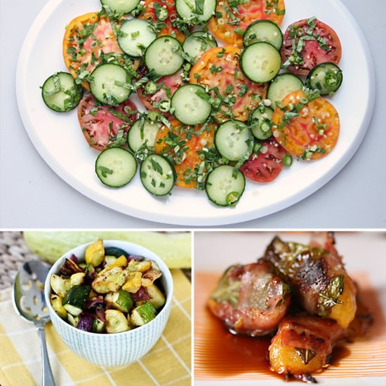Healthy End-of-Summer Recipes