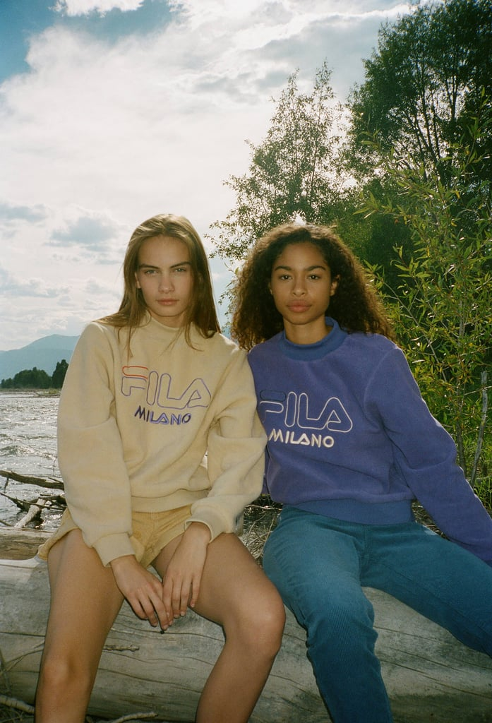 The Best Vintage-Inspired Sweatshirts For Fall 2019