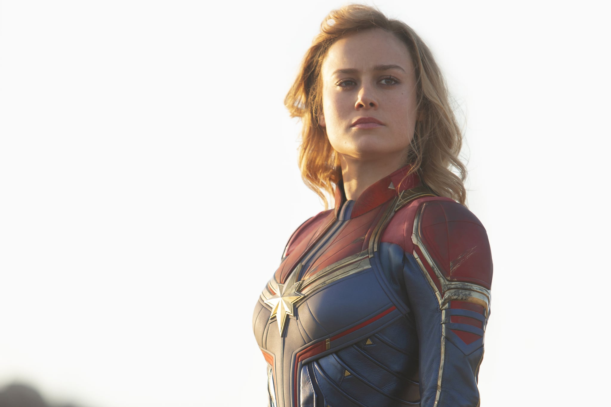 Is Captain Marvel Stronger Than Thanos? | POPSUGAR Entertainment