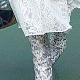 Maryam Nassir Zadeh Shoes on the Runway at New York Fashion Week