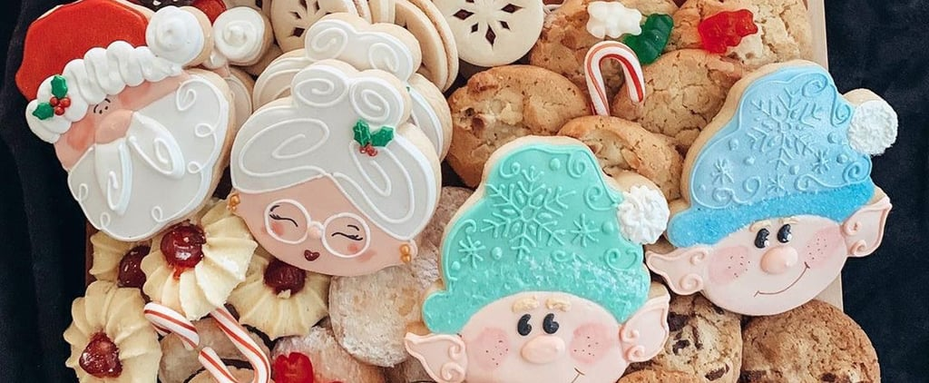 Christmas Cookie Charcuterie Board Ideas