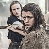 Arya Fights the Waif