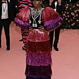 Kiki Layne at the 2019 Met Gala