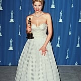 Mira Sorvino at the 1996 Academy Awards