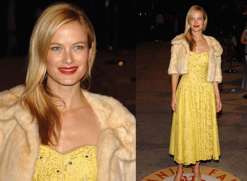Vanity Fair Oscar Party: Carolyn Murphy