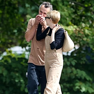 Michelle Williams and Phil Elverum Pictures Sept. 2018