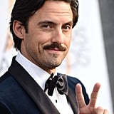 Milo Ventimiglia at the 2019 SAG Awards