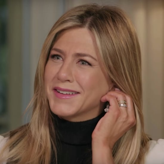 Jennifer Aniston Talking About a Friends Reunion 2016