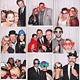 Blake Shelton and Gwen Stefani Pose in a Photo Booth, Put Everyone Else's Pictures to Shame